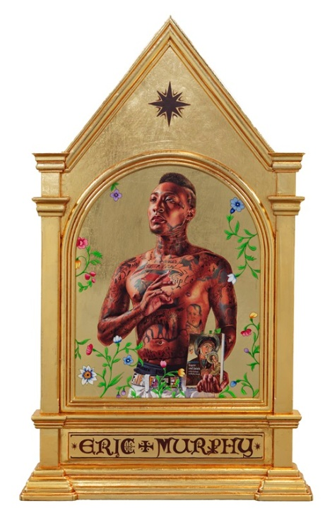 Kehinde Wiley, 2014
